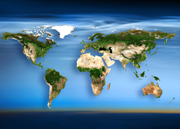 Global Connections - Image Source: Shutterstock.com - Copyright: Toria