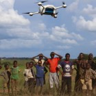 Saving Children's Lives Through Drones