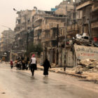 How heartbreaking images from Aleppo could actually change international norms