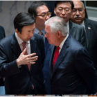At UN, Rex Tillerson, Top US Diplomat, Delivers Stark Warnings to North Korea