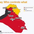 After Mosul's fall: Islamic State's presence in Iraq