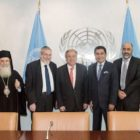 Inter-Religious Coalition Aims For Peace in the Middle East